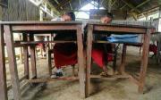 sekolah laskar pelangi, sekolah perjuangan : edisi Maluku