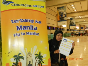 Resort World Manila Trip (The End): Kesan-Kesan bersama IBN dan Star Cruises