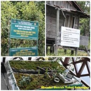 Catatan Backpacker: Taman Nasional Sebangau