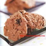 Edisi Kue Lebaran: Choco Mix Nut Cookies