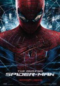 The Amazing Spiderman : It's all about Responsibility