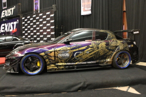 The King of Autoblackthrough 2013 Surabaya