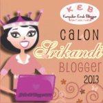 Srikandi Blogger 2013