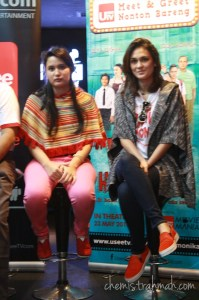 Meet & Greet Pintu Harmonika bersama UseeTV