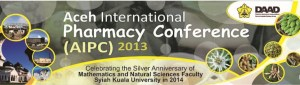 The Aceh International Pharmacy Conference