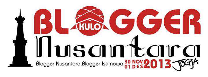 Jogja, Wait me for Blogger Nusantara, #BN2013