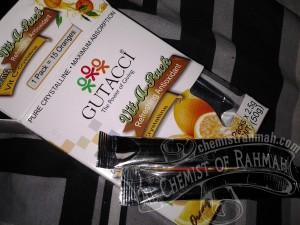 Solusi Vitamin C bersama Gutacci