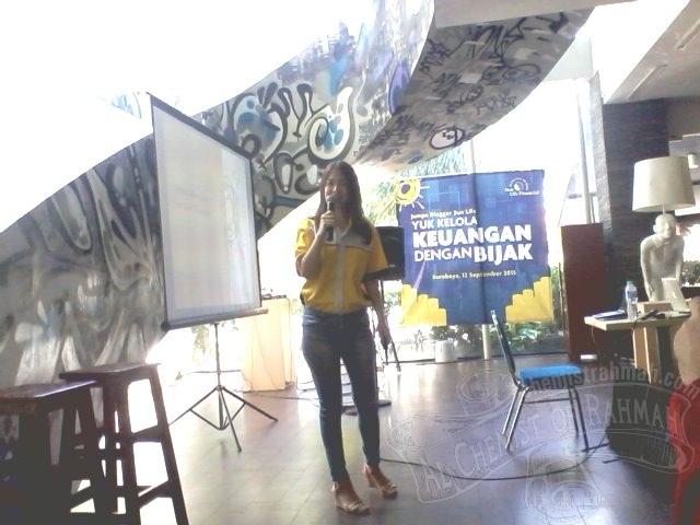 Bu Shierly Ge dari Sun Life Financial Indonesia