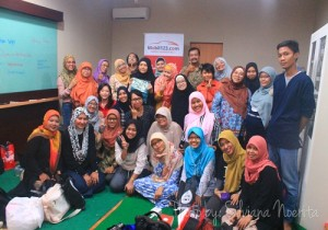 Foto Bareng Fun Blogging 7 Surabaya