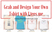 Grab and Design Your Own TShirt with Utees.me