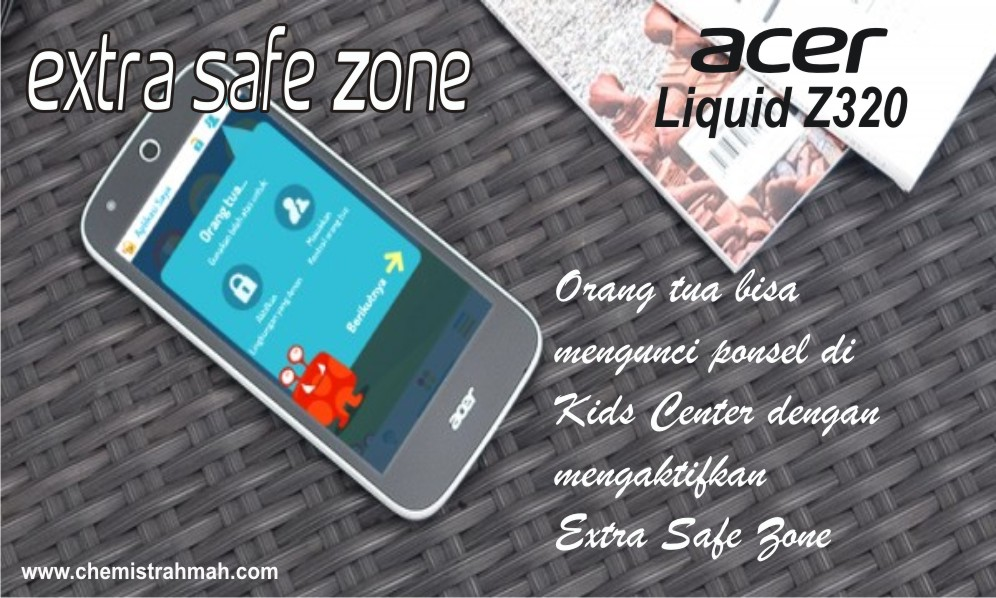 Extra Safe Zone Acer Liquid Z320