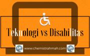 Teknologi vs Disabilitas