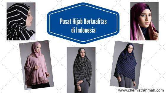 Pusat Hijab Berkualitas di Indonesia