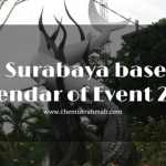 Visit Surabaya based on Calendar of Event 2016
