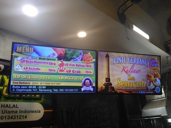 Harga Lunpia Delight Semarang