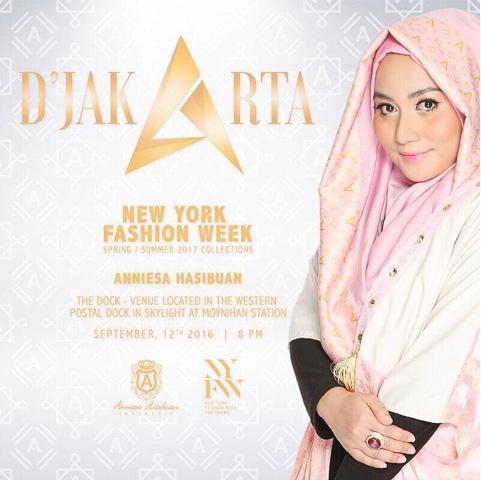 D'Jakarta and Anniesa Hasibuan 2016