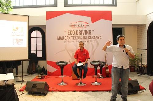Bapak Sugihendi dari Nissan Mobil Indonesia