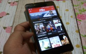 Stream On with Iflix