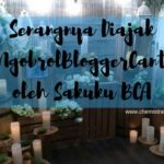 Senangnya Diajak Ngobrol Blogger Cantik oleh Sakuku BCA
