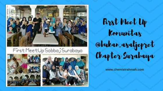 First Meet Up Komunitas @bukan_asaljepret Chapter Surabaya
