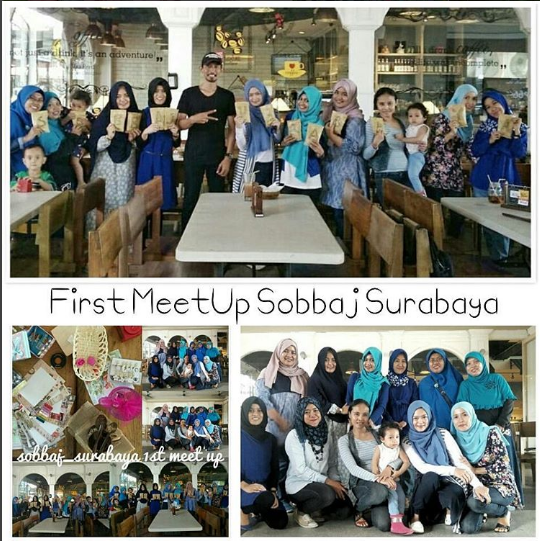 Meet Up BAJ Surabaya
