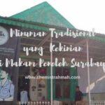 Minuman Tradisional yang Kekinian di Makam Peneleh Surabaya