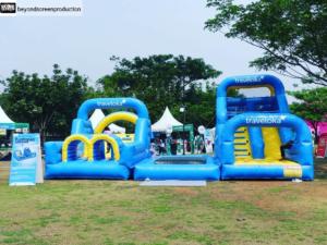 Funtopia Balloon Park Surabaya Ajak Keluarga Ciptakan Momen Seru