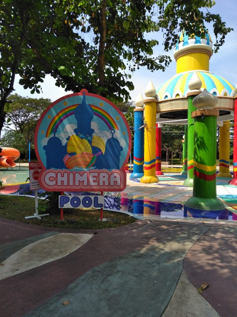 chimera pool ciputra waterpark surabaya