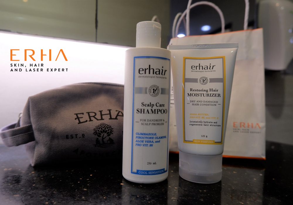 erhair scalp care